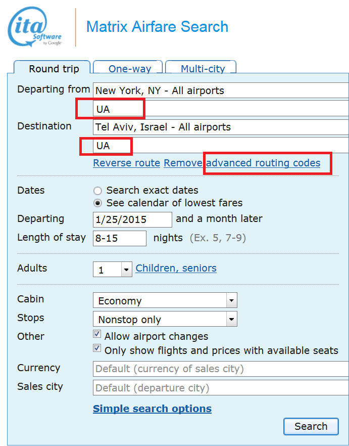 Airfare deals from chicago