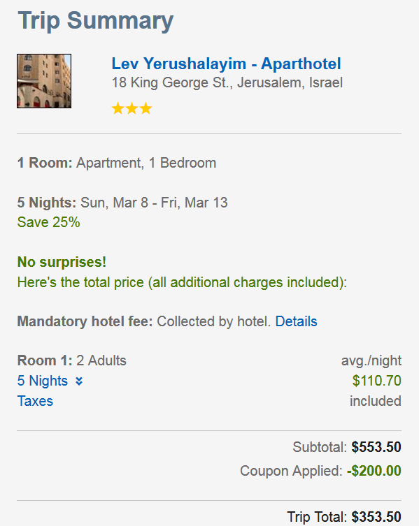 Expedia: Dirt Cheap Hotel Rooms With $100 Off 3 Night Hotel Stays