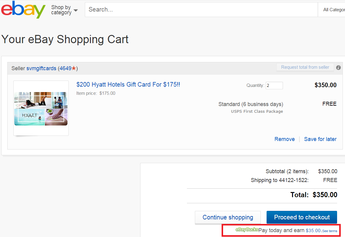 Check If You Are Targeted For 10 Ebay Bucks On 150 Purchases