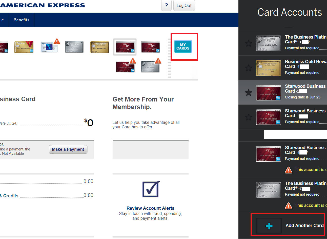 Roundup Of Money Making AMEX Express Checkout Deals: \