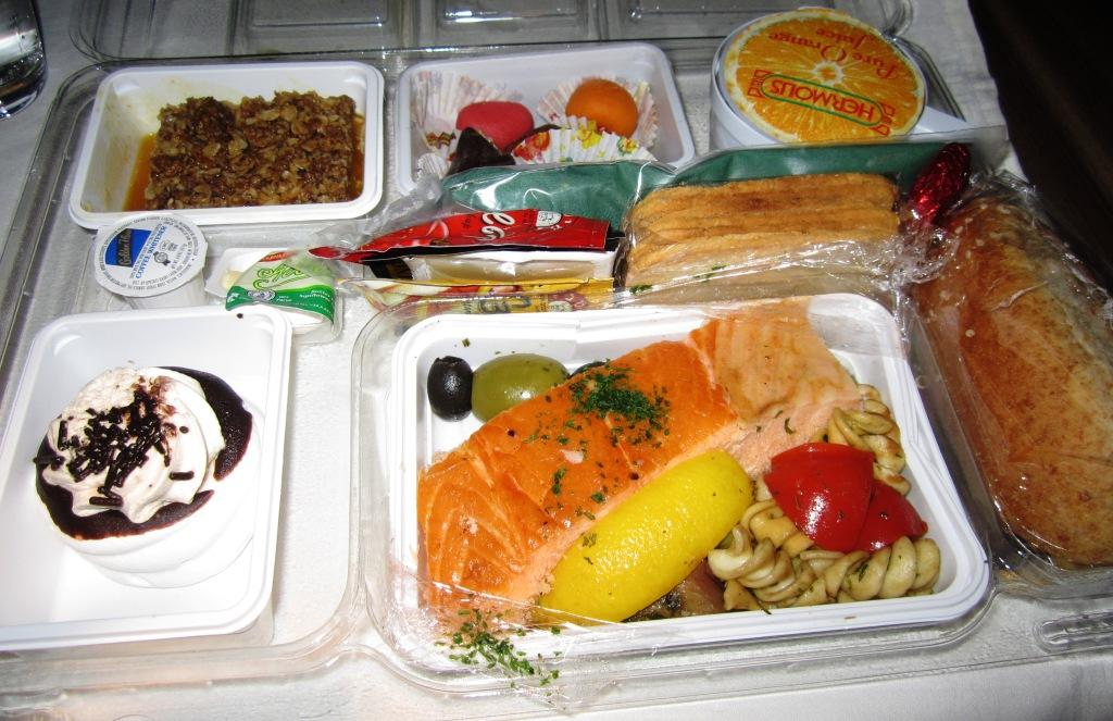 Are Awful Kosher Airline Meals Our Own Fault? - DansDeals com