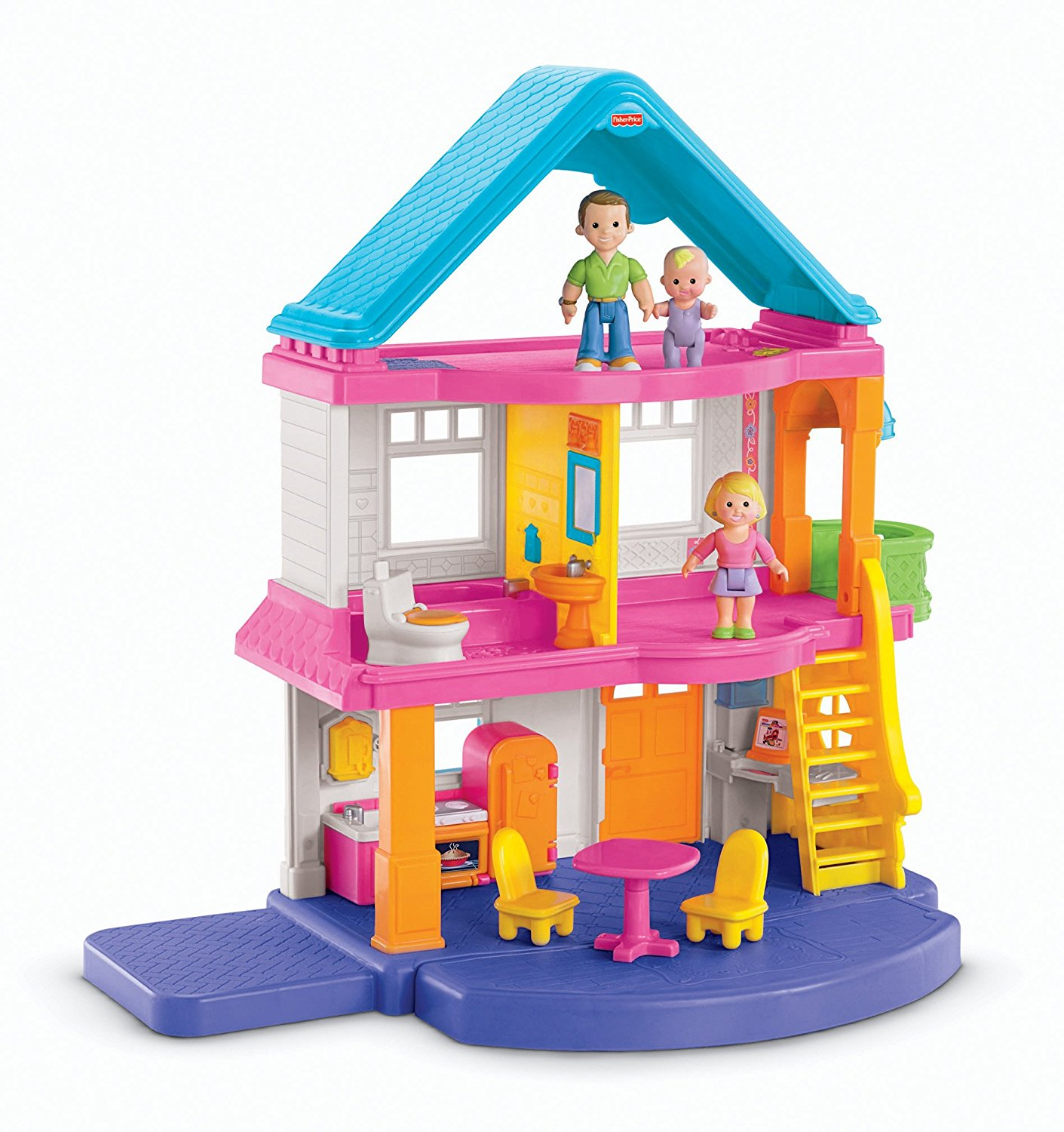Fisher price doll house furniture -  Fisher Price Grow To Pro Basketball 36 97 After 10 Coupon
