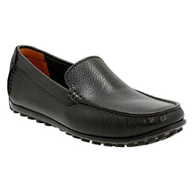 clarks black dress sandals