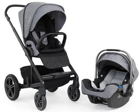 nuna mixx stroller system pipa car seat set for just and more strollers on sale from. Black Bedroom Furniture Sets. Home Design Ideas