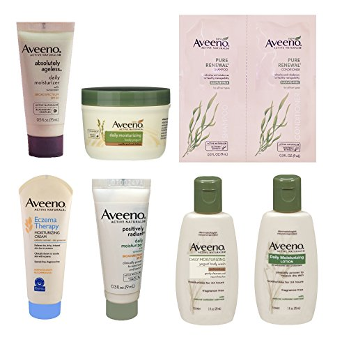Amazon Prime Members: Purchase An Aveeno Sample Box For $7.99 And Get $7.99 Towards Future Aveeno Purchases! - DansDeals.com