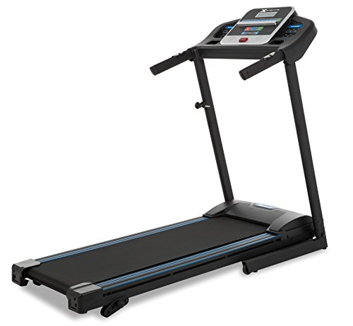 XTERRA TR150 Folding Treadmill Black For $169.90 Shipped From Amazon After $116 Price Drop - DansDeals.com