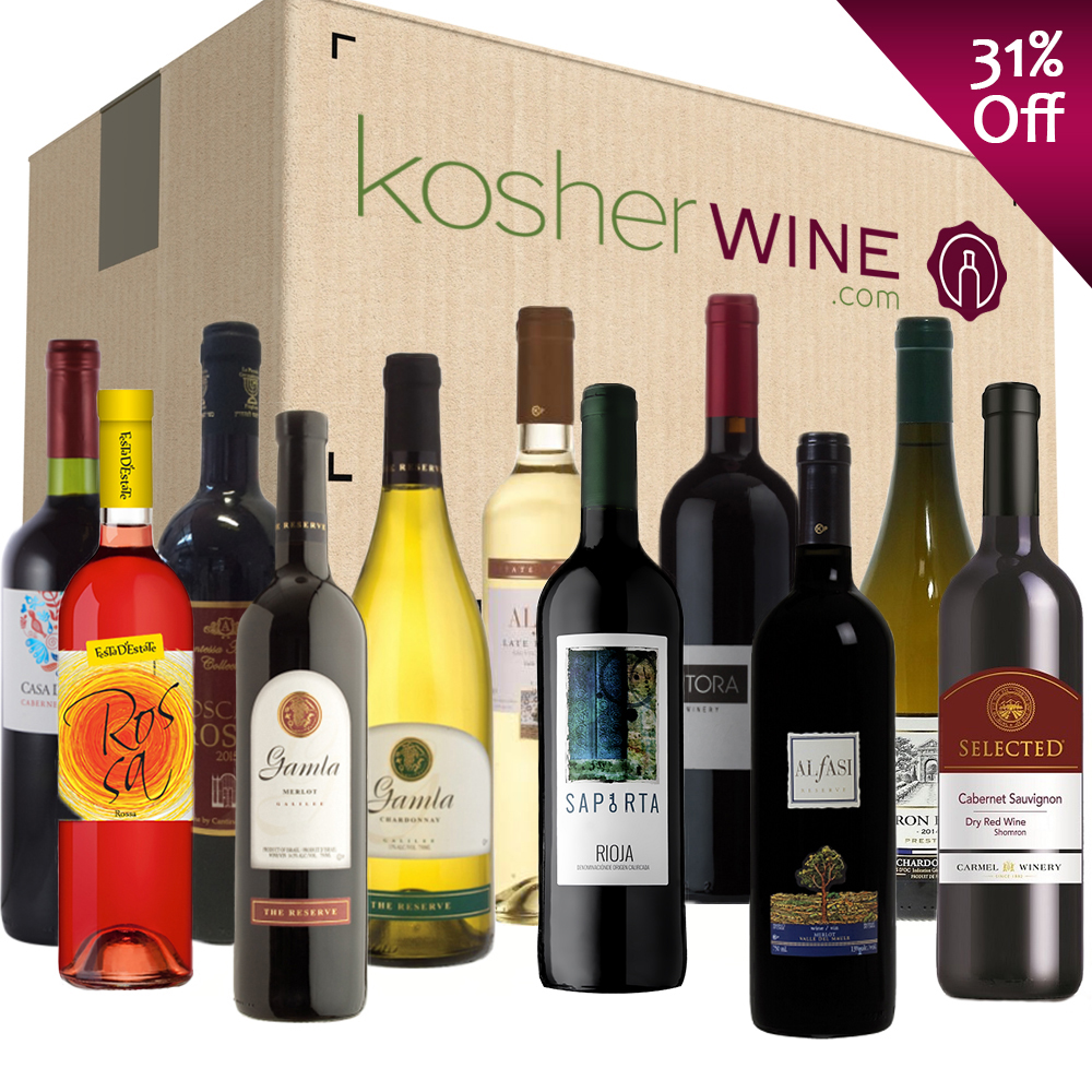 700 Kosher Wines On Sale For Rosh Hashanah At Kosherwine