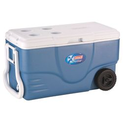 Coleman 62 Quart Xtreme 5 Wheeled Cooler For $29 From Walmart