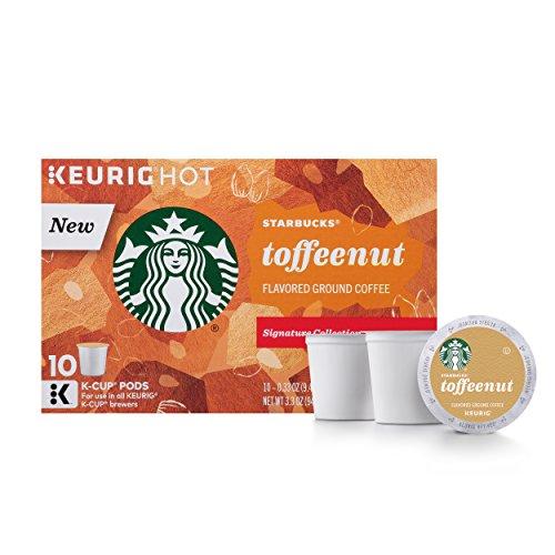 60 Starbucks Toffeenut Keurig Single Serve K Cups For 1376 From