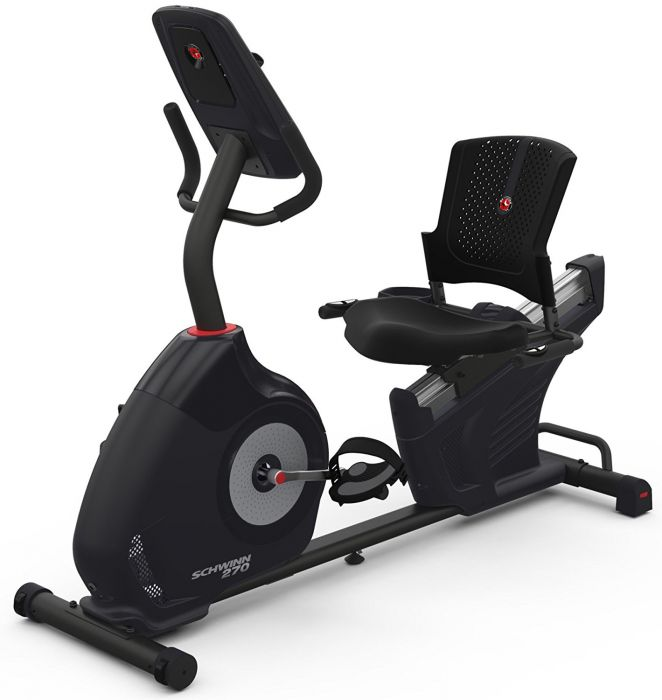 Schwinn 270 Recumbent Bike For $399 98 Shipped From Amazon After
