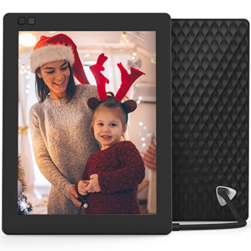 Nixplay Seed 10 Wifi Cloud Digital Photo Frame With Ips Display For
