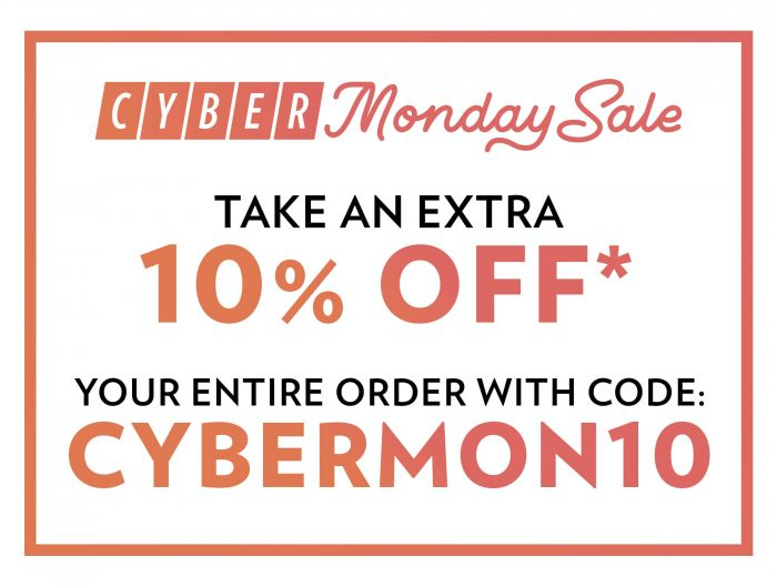 6pm Cyber Monday Sale: 10% Off Shoes