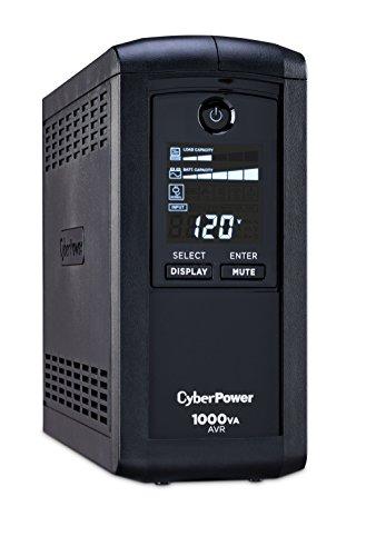 600w Cyberpower Intelligent Lcd Uninterruptible Power