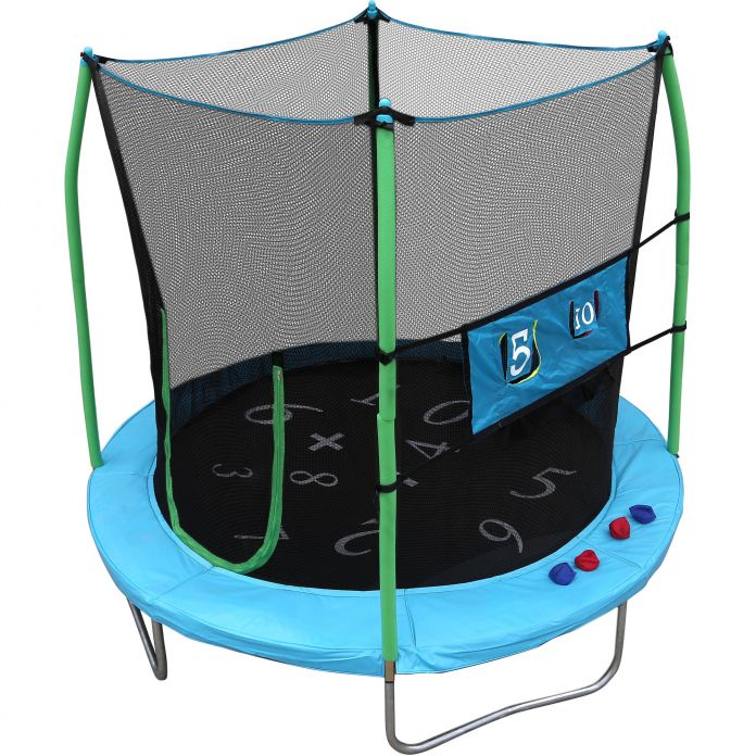 Skywalker 7 5 Foot Trampoline With Enclosure Just 54 47