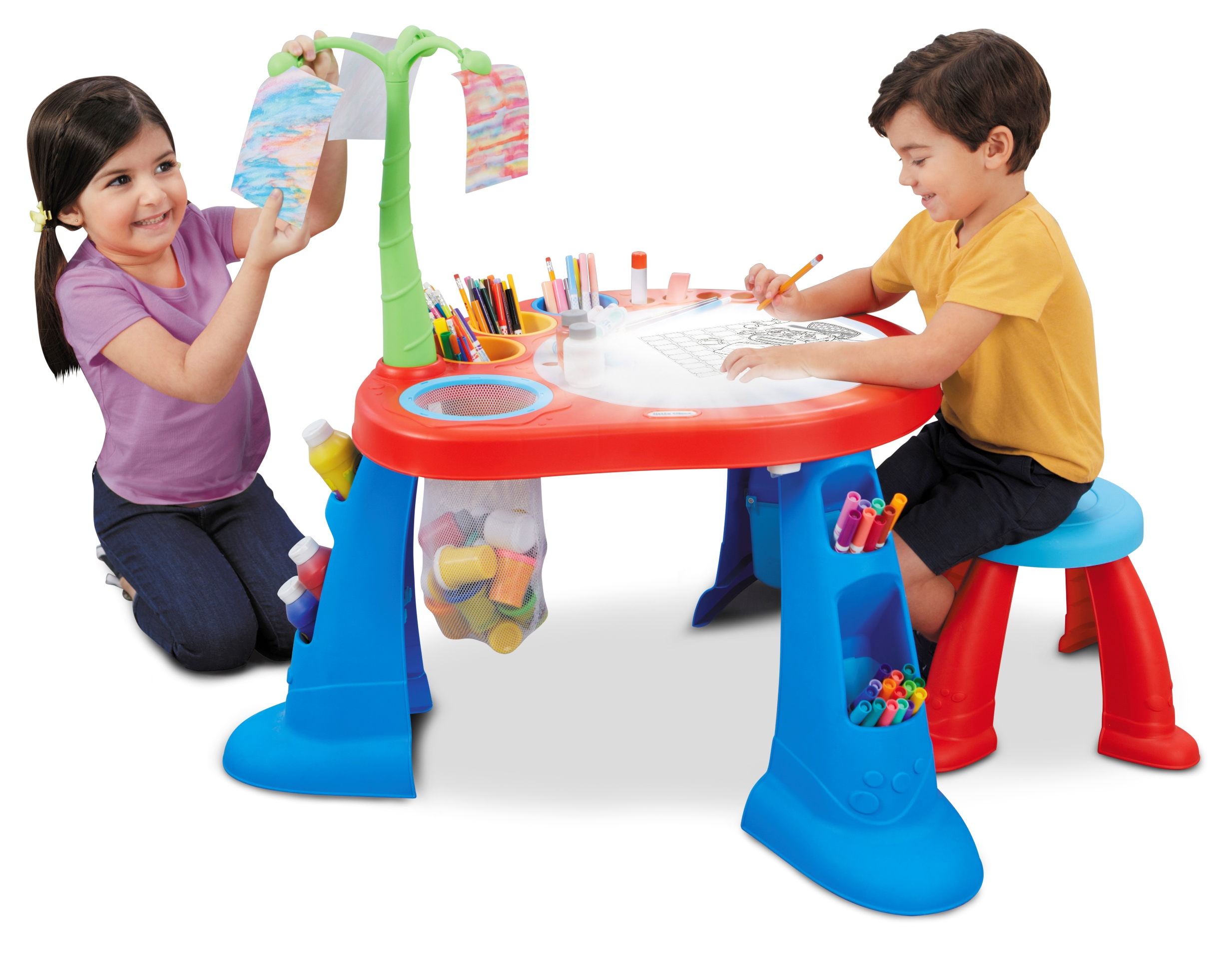 Little Tikes Children Tracing Art Desk For 29 99 From