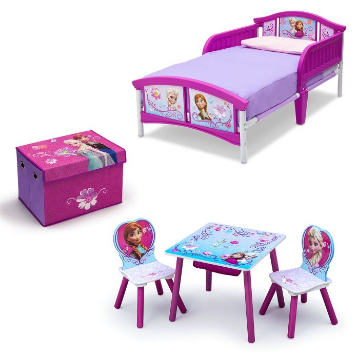 DDMS Icon  sc 1 st  DansDeals & Disney Room-In A Box Sets With Bed Table Chair And Storage Box ...