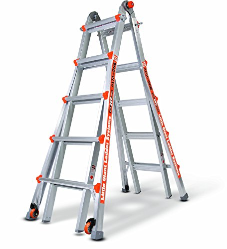 Ladders For Sale >> Little Giant 17 And 22 Ladders On Sale From Amazon Dansdeals Com