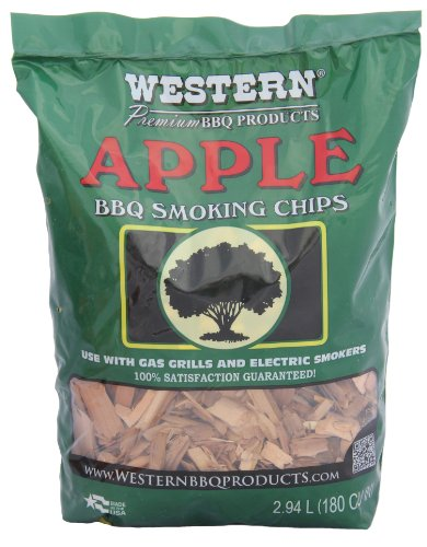 western apple bbq smoking chips for from amazon plus no rush shipping credit for prime. Black Bedroom Furniture Sets. Home Design Ideas