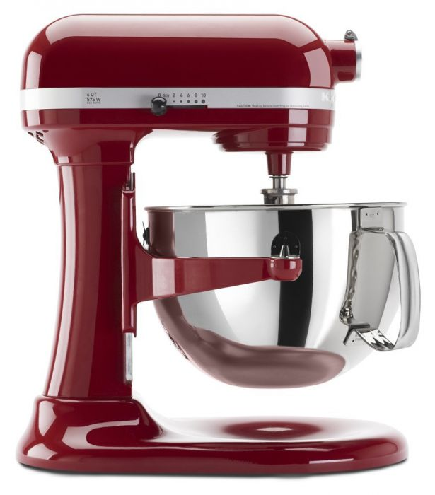 Ends Tonight: KitchenAid 6 Qt. Professional 600 Series Bowl ...
