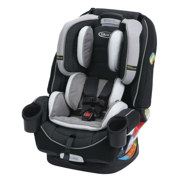 Graco 4Ever All-in-1 Convertible Car Seat For Just $97.98 After $100
