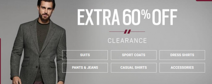 234c1e46e967 Men s Wearhouse  Save 60% Off Clearance  100% Wool Suits For Just ...