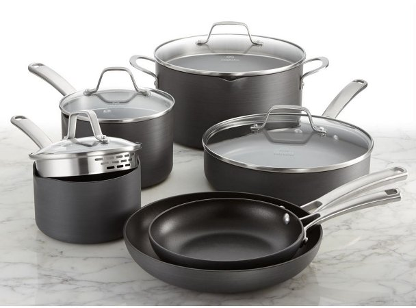 Online shopping for Calphalon from a great selection at Home & Kitchen Store.