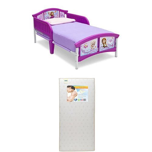 Delta Childrens Disney Frozen Toddler Bed And Toddler