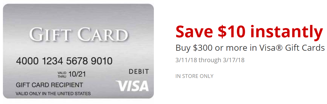 Get 10 off 300 of visa gift cards from office max or office depot ddms icon colourmoves