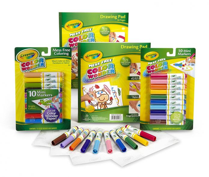 Today Only: Save Up To 40% On Crayola Markers, Pencils, Kid\'s ...