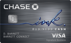 Business credit cards archives dansdeals highest public offer ever earn a 50000 point signup bonus on the awesome no annual fee chase ink cash card business credit reheart Choice Image