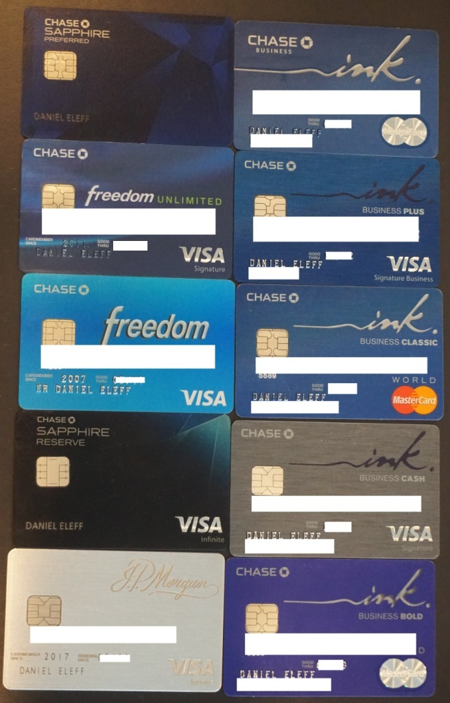 22a060d854 If Chase does kill the ability to transfer points between cards it will  suck much of the life out of cards like Freedom Unlimited.