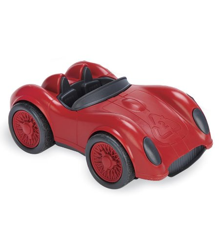 Green Toys Race Car : Lightning deal green toys red race car for from
