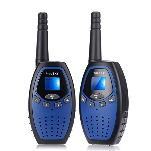 2 pack of 22 channel long range walkie talkies for kids for from amazon plus no rush. Black Bedroom Furniture Sets. Home Design Ideas