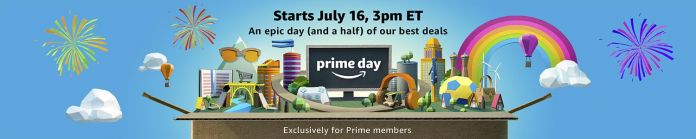 Prime Day Date Confirmed And Prime Day Lead Up Deals Released