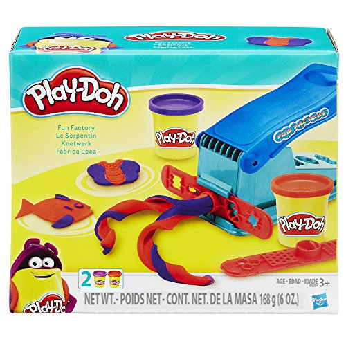 play doh basic fun factory machine with 2 colors now just 4 from amazon plus prime no rush. Black Bedroom Furniture Sets. Home Design Ideas