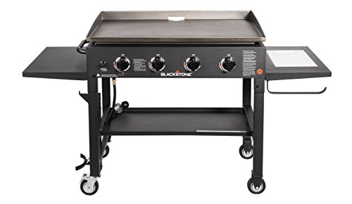 Blackstone 36 Quot Outdoor Flat Top Gas Grill 4 Burner Griddle