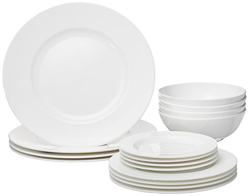 Lenox 16 Piece Classic White Dinnerware Set For $99.99 Shipped From Amazon After $240 Prime Day Savings! Pay Just $31.99 With Targeted AMEX Promo!  sc 1 st  DansDeals & Lenox 16 Piece Classic White Dinnerware Set For $99.99 Shipped From ...