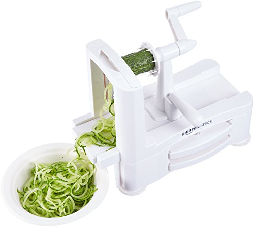 add on item amazonbasics 3 blade spiralizer for from amazon. Black Bedroom Furniture Sets. Home Design Ideas