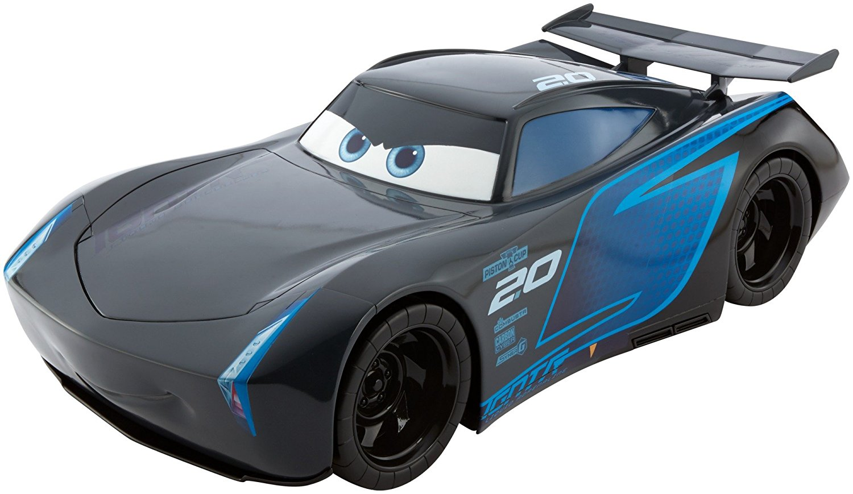 disney pixar cars 3 jackson 20 quot vehicle for 8 99