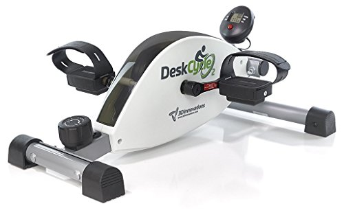 Today Only Deskcycle 2 Under Desk Exercise Bike And Pedal