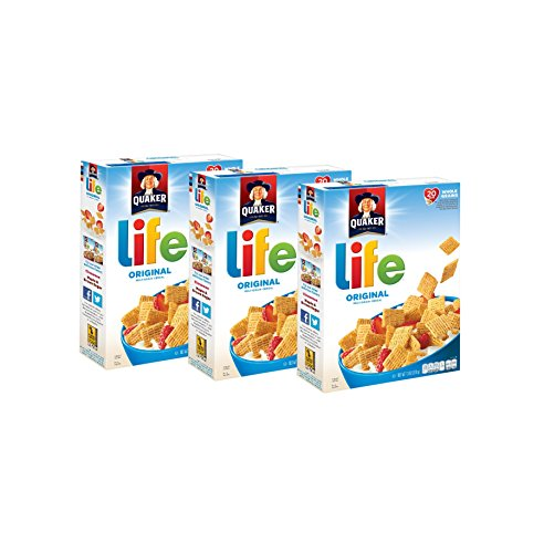 3 Boxes Of Life Original Cereal Now Just $4 05-$4 68 Shipped
