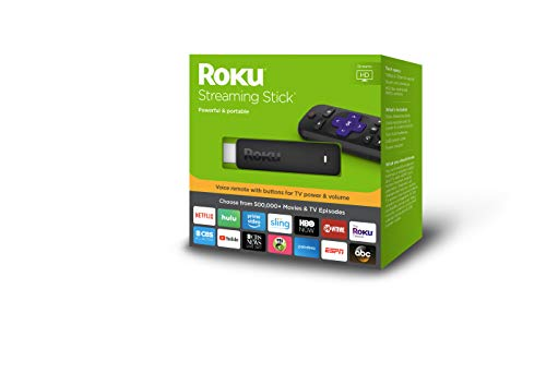 Roku Portable Streaming Stick For 29 Shipped From Amazon