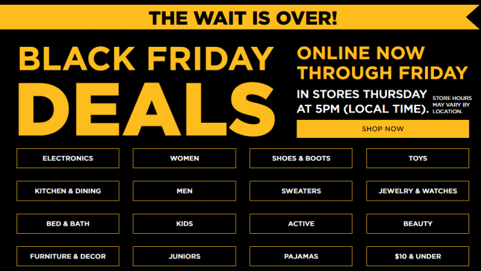 Kohl S Black Friday Deals Are Live Huge Savings On Cookware Throws Pillows Toys And More Dansdeals Com