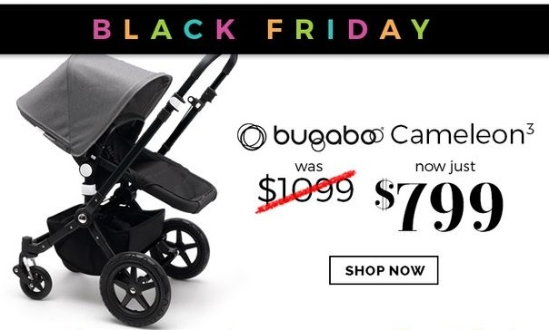 Bugaboo Cameleon3 2018 Complete Stroller For 799 After 200 Savings From Pishposh Baby Dansdeals Com