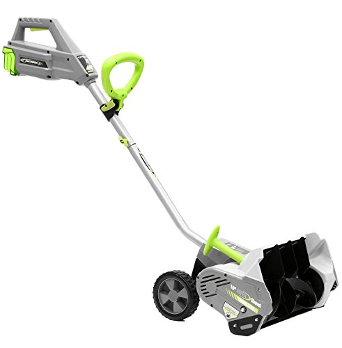 Earthwise 40 Volt Cordless Electric Snow Blower For 143 44 Shipped