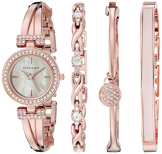 69a6ddc43e3 Today Only  Save Up To 65% On Anne Klein Watches And Gift Sets From ...