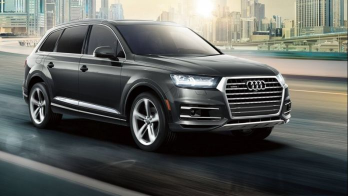 Silvercar Finally Adds A 7 Passenger Audi Option New Customers Can