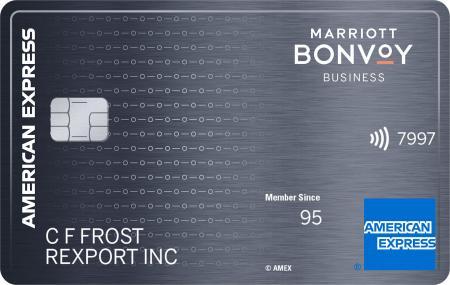 100 000 Point Bonus On The Marriott Bonvoy Business American