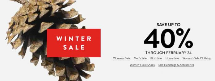 8357f49a705 Ends Tonight  Nordstrom Winter Sale  Save Up To 60% With Free Return  Shipping  Save Up To 60% Off Ecco