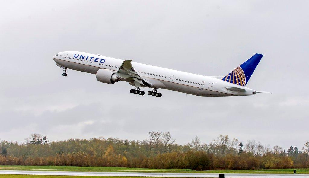 No, United Isn't Flying The 737 MAX, They Just Have A 777